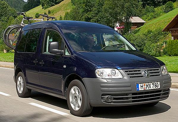 Nový vrcholný motor pro Volkswagen Caddy