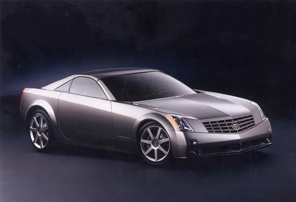 Cadillac Evoq: technická lahůdka