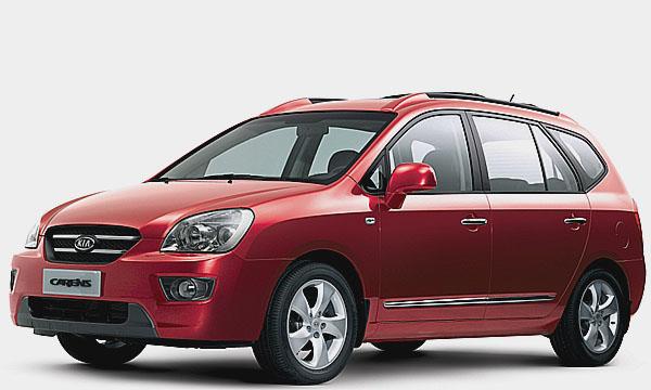 Na skladové vozy vybraných modelových řad Kia mimořádné letní slevy od 30 do 100 tisíc Kč