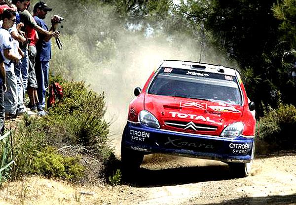 Celkové výsledky Cyprus Rally (14.-16.5.2004)