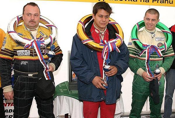 Setkání prototypových závodníků SportsCars Meeting-Proto-Cup 2004