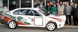 Octavia týmu CARTEC MB motorsport zase o něco lepší
