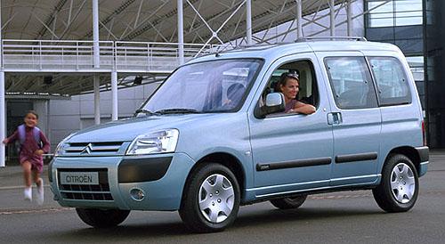 Nové užitkové Citroen Berlingo : užitkový vůz a limuzína zároveň