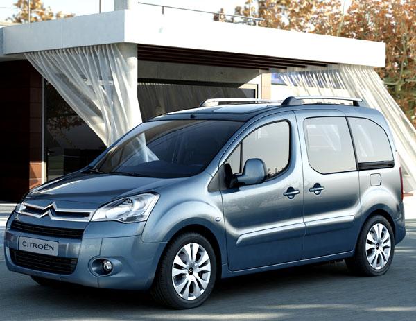 Nový Citroën Berlingo v osobní i užitkové verzi na náš trh