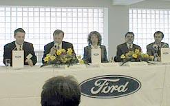 Ceny Henryho Forda za rok 1998 předány