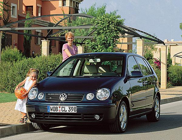 Nová struktura cen osobních vozů Volkswagen