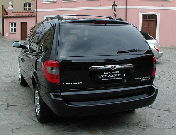 Nový Chrysler Voyager a Grand Voyager byl včera 6. dubna představen novinářům