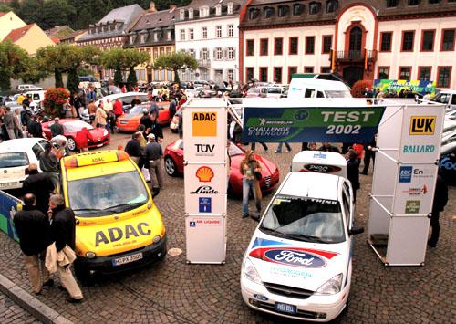 Michelin Challenge Bibendum 2002