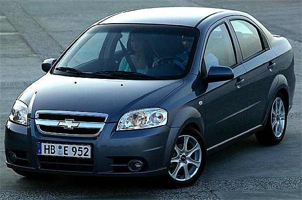 GM a UkrAVTO spustily výrobu Chevroletů vPolsku a hodlají založit společný výrobní podnik