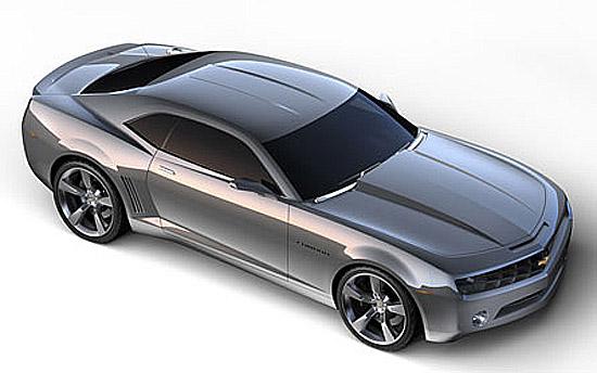 General Motors chystá výrobu zcela nového Chevroletu Camaro