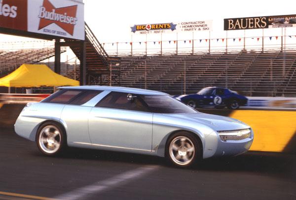 Chevrolet Nomad: kombi a pikap vjednom