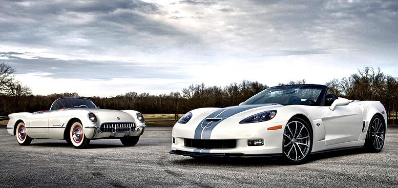 Legendární Chevrolet Corvette oslaví v příštím roce významnou událost - 60. výročí