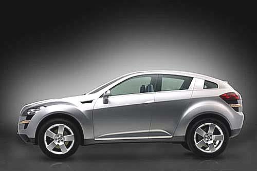 Chevrolet v Bruselu představuje studii crossoveru T2X