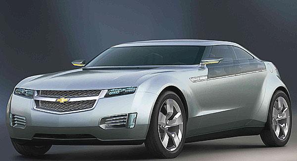 GM a společnost A123Systems vyvinou společně Li-Ion baterie pro Chevrolet Volt