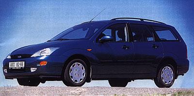 Ford Mondeo Kombi pro radost