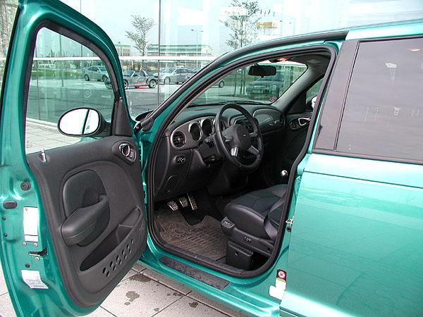 Chrysler PT Cruiser v testu redakce