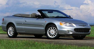 Chrysler Sebring: nejdříve kabrio, potom sedan