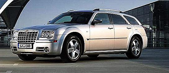 Chrysler 300C sodpočtem DPH