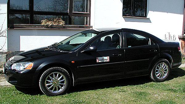 Chrysler Sebring v testu redakce