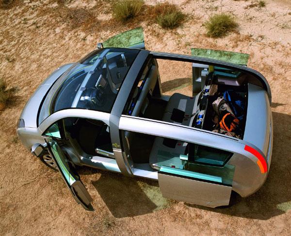 Citroën C-Crosser pro moderní dobrodružství