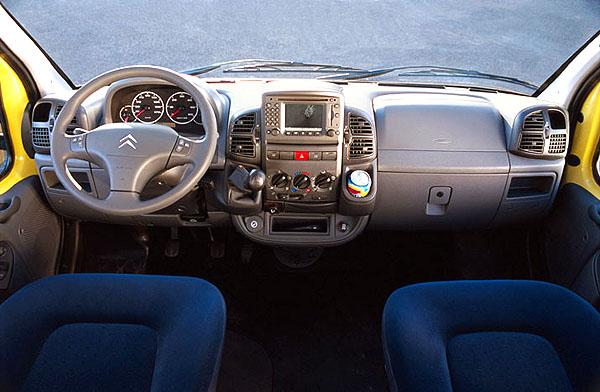 Nový Citroen Jumper bude již na jaře uveden na náš trh (I.)