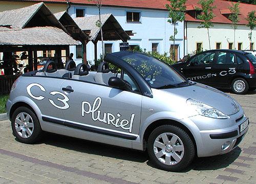 Citroen C3 Pluriel obdržel 4 hvězdičky v crashtestech EuroNCAP a stává se tak nejbezpečnějším vozem ve své kategorii