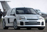 Clio Renault Sport smotorem 280 k