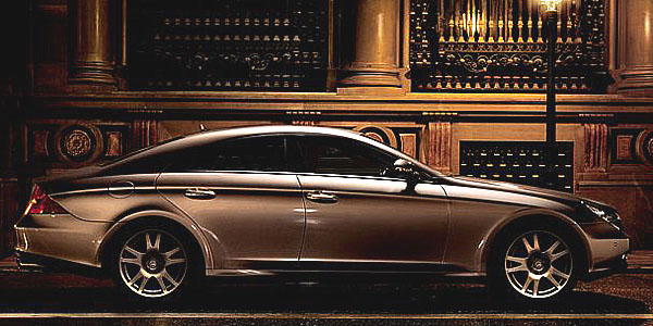 Nová generace Mercedes-Benz CLS vještě přitažlivějším provedení