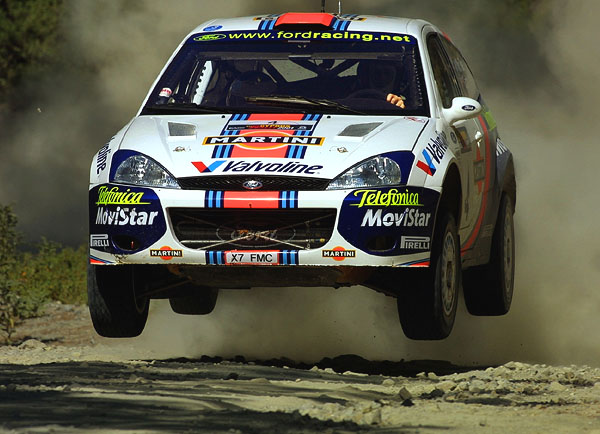 Rallye Kypr: Šotolina svědčila Fordu