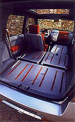 Opel Concept A - pohled za oponu času