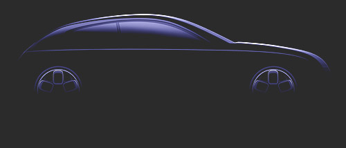 Studie Ford Visos míří na zářijový autosalon do Frankfurtu