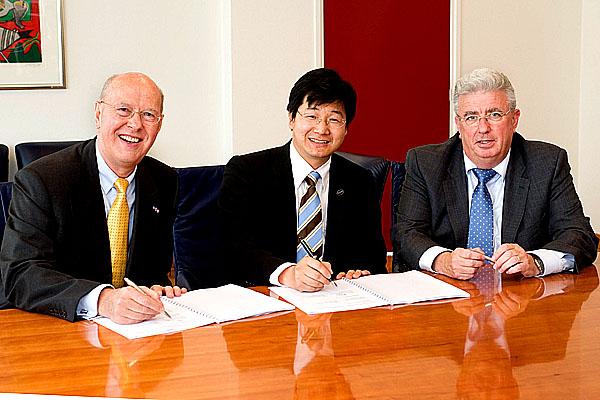 AutoBinck Holding N.V. novým importérem čínských vozů značky BYD