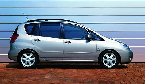 Nová Toyota Corolla Verso: nejbezpečnější automobil ve své třídě