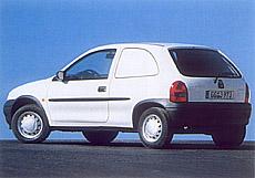 Opel Corsa Van, Combo, CampoPodnikání potěšením