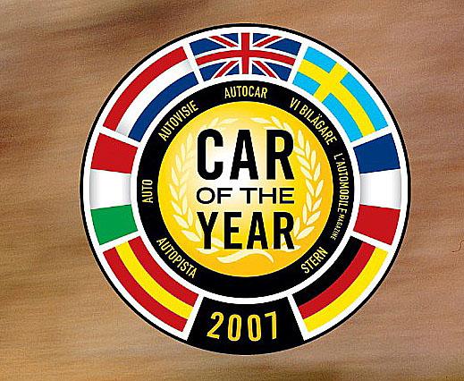 """Nový Ford S-MAX získal prestižní ocenění """"Auto roku (Car of the Year) 2007."""""""