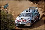 Peugeot vpátém podniku Mistrovství světa FIA vrallye Kypr obsadil první dvě místa