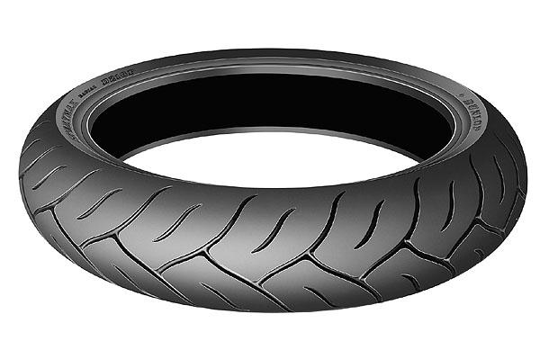 Nová vysokorychlostní pneumatika pro lehké a extrémně rychlé sportovní motocykly
