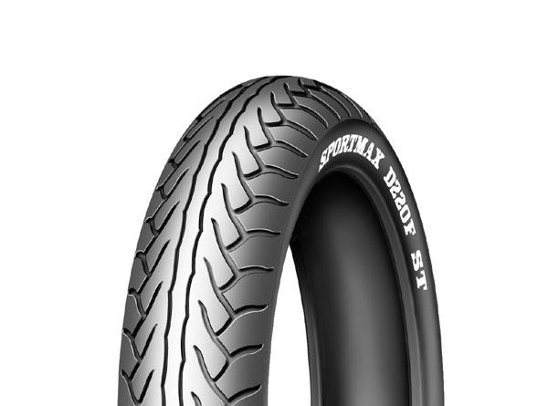 Nová radiální pneumatika pro sportovně cestovní motocykly