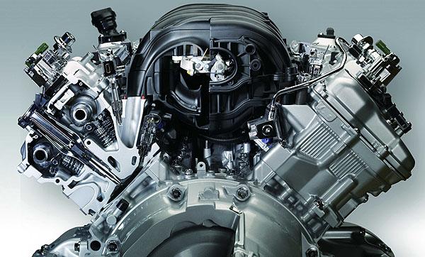 Technologie motorů Lexus snižují spotřebu i emise