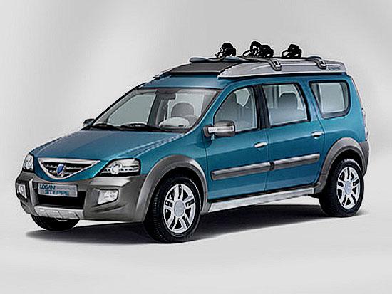 Podrobně o novém Dacia Loganu MCV představeném na současně probíhajícím autosalonu v Paříži