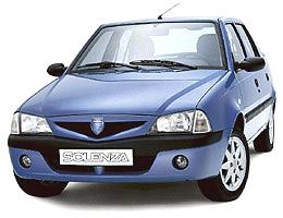 Nová Dacia Solenza : moderní, robustní a úsporná