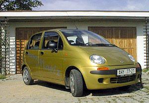 Daewoo Matiz v oblibě zákazníků