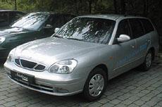 Nová Daewoo Nubira na našem trhu