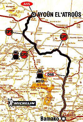 Včera absolvovali soutěžící 13. etapu Rallye Dakar, dnes 15. ledna je čeká 14. etapa
