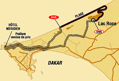 Včera 18. ledna dojeli soutěžící na Rallye Dakar do cíle – ujeli celkem 11163 km.