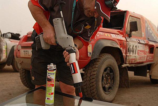 Henkel nadále pomáhá terénním jezdcům