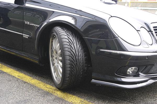 Partnerství značky Dunlop a firmy Carlsson pokračuje i na českém trhu