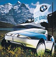 Design: BMW, které nikdy nevyjelo