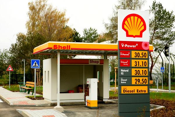 Shell pomáhá vychovávat budoucí zodpovědné řidiče