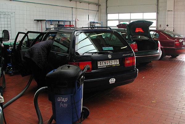 Včera 12. února proběhla tisková konference vnejvětším středoevropském autobazaru - AAA Auto Praha